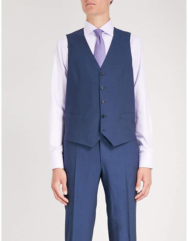 Canali Impeccabile super 140s wool waistcoat