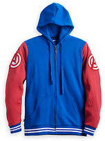 Disney Captain America Hooded Jacket for Men by Mighty Fine