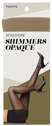Berkshire Shimmers Control Top Opaque Tights