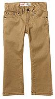 Levi's Little Boys 2T-7X 511 Sueded Pants