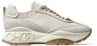 Jimmy Choo Raine Leather Sneakers