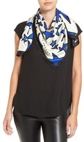Marc Jacobs Women's 'Star' Square Silk Scarf