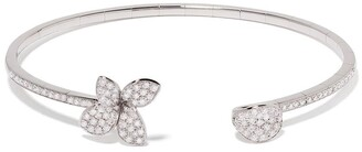Pasquale Bruni 18kt white gold diamond Petit Garden bracelet