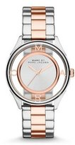 Marc by Marc Jacobs Women's MBM3436 Tether Two-Tone Stainless Steel Bracelet Watch