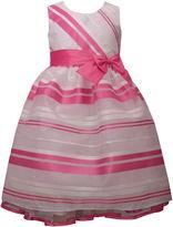 Bonnie Jean Sleeveless Party Dress - Preschool Girls