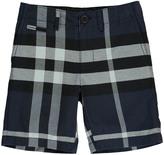 Burberry Tristen Tartan Shorts