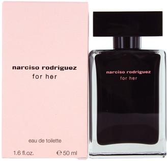 Narciso Rodriguez Women's For Her 1.6Oz Eau De Toilette Spray