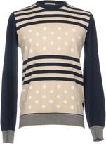 Grey Daniele Alessandrini Sweaters - Item 39811408