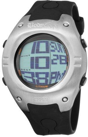 Body Glove (ボディー グローヴ) - ボディグローブメンズ70201 Warptデジタルシルバーとブラック時計