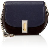 Marc Jacobs Women's West End The Jane Saddle Bag-NAVY