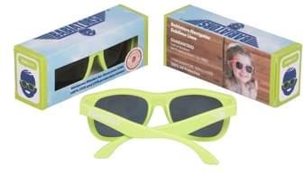 Babiators Infant Original Navigators Sunglasses - Blue Crush
