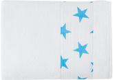 Aden Anais Fluro Blue Towel