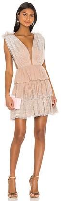 SAU LEE Beth Dress