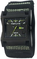 Kahuna Mens Quartz Watch, Chronograph Display and Textile Strap KUV-0006G