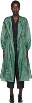 Enfold Green Dress Coat