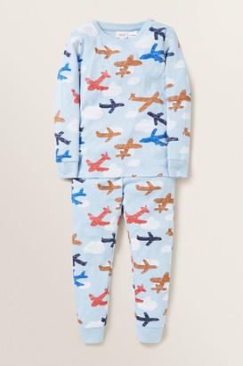 Seed Heritage Plane Pyjama