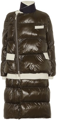 Sacai Quilted puffer coat