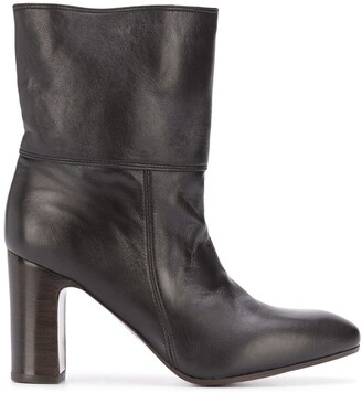 Chie Mihara Ankle Length Boots