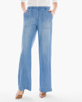 Chico's Soft Jean Trousers