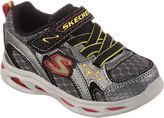 Skechers Ipox Rayz Boys Athletic Shoes - Little Kids