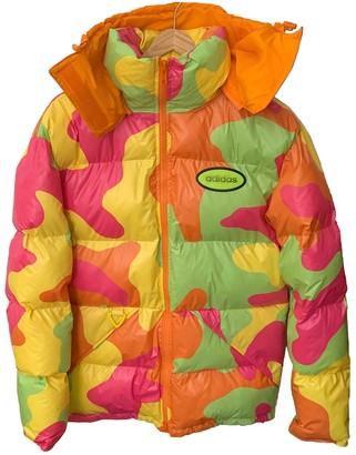 Jeremy Scott Pour Adidas Multicolour Coat for Women