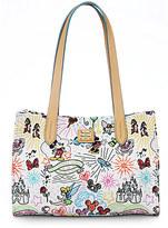 Disney Sketch Medium Shopper by Dooney & Bourke
