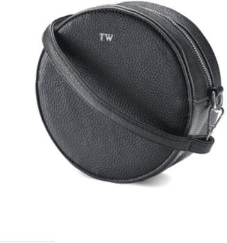 ThreeSixFive Black circle bag
