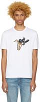 Dolce & Gabbana White 'Good Times' T-Shirt