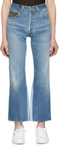 RE/DONE Blue The Leandra Jeans