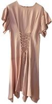 Ulla Johnson Pink Cotton Dresses