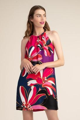 Trina Turk Midi Roe Dress