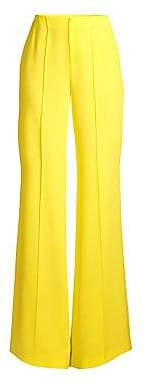 Alice + Olivia Women's Dylan High-Waist Wide-Leg Pants - Size 0