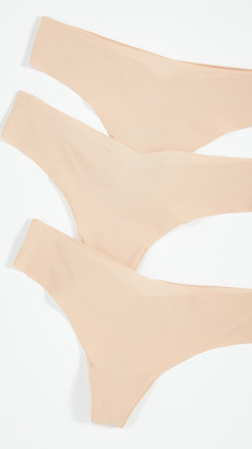 Commando Classic Thong 3-Pack