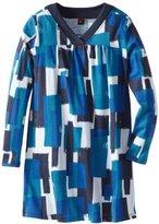 Tea Collection Girls 7-16 Long Sleeve Twirly Dress