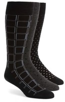 Men's Calibrate 3-Pack Mixed Pattern Socks