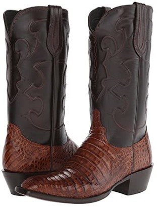 Lucchese Charles (Sienna) Cowboy Boots
