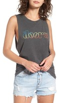 Daydreamer Women's Light My Fire Graphic Muscle Tee