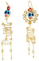 Vessel Catrinas Couple Earrings