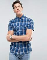 Celio Check Shirt