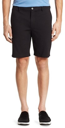Saks Fifth Avenue MODERN Fixed Waist Knit Shorts