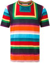 Paul Smith geometric print T-shirt