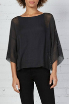 Bailey 44 Sheer Knit Top