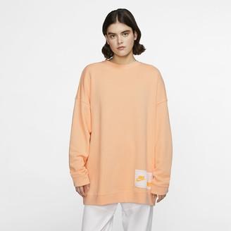 Nike Women's Fleece Crew Sportswear NSW