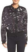 Blanc Noir Women's Reversible Bomber Jacket