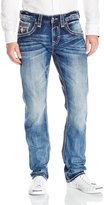 Rock Revival Men's Cyrek J200 Straight Leg Jean