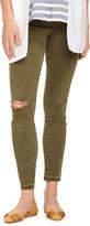 A Pea in the Pod Jbrand Secret Fit Belly Skinny Leg Maternity Jeans