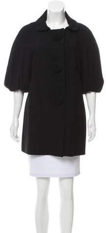 Andrew Gn Wool-Blend Coat