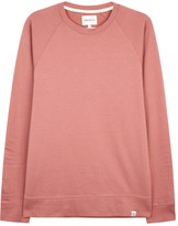 Norse Projects Vorm Pink Cotton Sweatshirt