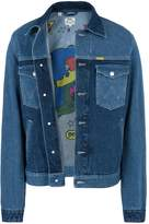 WRANGLER by PETER MAX Denim outerwear - Item 42601062