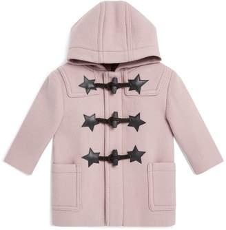 Burberry Star Detail Duffle Coat